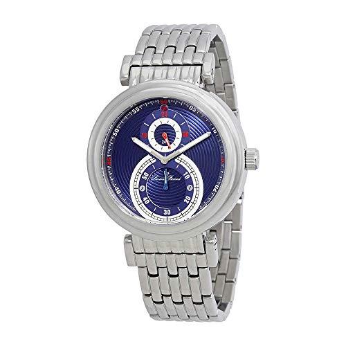 ルシアンピカール 腕時計 メンズ LP-10618-33 Lucien Piccard Polaris Dual Time Men's Watch 10618-33ルシアンピカール 腕時計 メンズ LP-10618-33