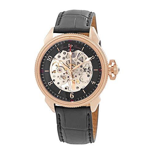 ルシアンピカール 腕時計 メンズ LP-40052M-RG-01 Lucien Piccard Trevi Mechanical Men's Watch LP-40052M-RG-01ルシアンピカール 腕時計 メンズ LP-40052M-RG-01