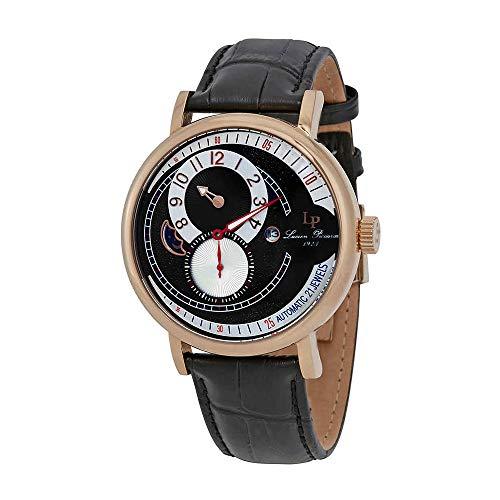 ルシアンピカール 腕時計 メンズ LP-15157-RG-01 Lucien Piccard Supernova Moonphase Automatic Men's Watch LP-15157-RG-01ルシアンピカール 腕時計 メンズ LP-15157-RG-01