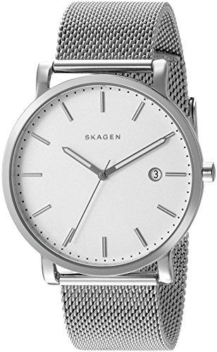 スカーゲン 腕時計 メンズ SKW6281 【送料無料】Skagen Men's SKW6281 Hagen Stainless Steel Mesh Watchスカーゲン 腕時計 メンズ SKW6281