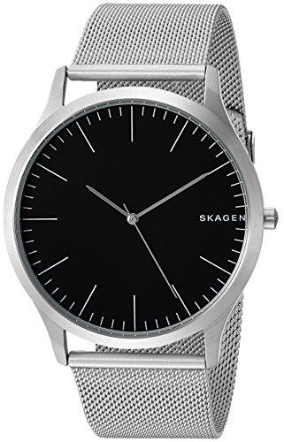 スカーゲン 腕時計 メンズ SKW6334 【送料無料】Skagen Men's SKW6334 Jorn Stainless Steel Mesh Watchスカーゲン 腕時計 メンズ SKW6334
