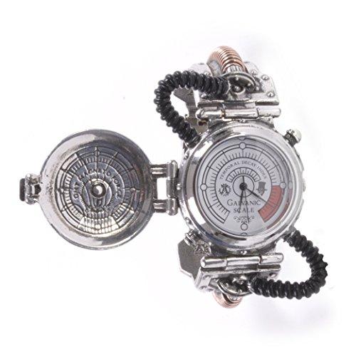 スチームパンク steampunk レディース 腕時計 懐中時計 AW15 【送料無料】Imperial Dragon Watchスチームパンク steampunk レディース 腕時計 懐中時計 AW15