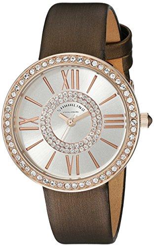ストゥーリングオリジナル 腕時計 レディース 566.05 Stuhrling Original Women's 566.05 Vogue Analog Display Quartz Brown Watchストゥーリングオリジナル 腕時計 レディース 566.05