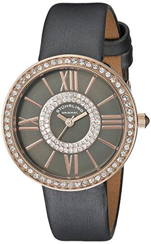ストゥーリングオリジナル 腕時計 レディース 566.06 【送料無料】Stuhrling Original Women's 566.06 Vogue Analog Display Quartz Grey Watchストゥーリングオリジナル 腕時計 レディース 566.06