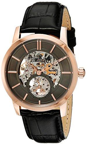 ストゥーリングオリジナル 腕時計 メンズ 924.04 Stuhrling Original Men's 924.04 Legacy Analog Display Mechanical Hand Wind Black Watchストゥーリングオリジナル 腕時計 メンズ 924.04