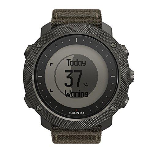 スント 腕時計 アウトドア レディース アウトドアウォッチ特集 SS022292000 【送料無料】Suunto Traverse Alpha - Foliageスント 腕時計 アウトドア レディース アウトドアウォッチ特集 SS022292000