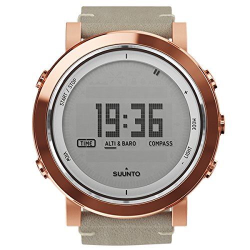 腕時計 スント アウトドア メンズ アウトドアウォッチ特集 SS022441000 【送料無料】Suunto Men's Essential SS022441000 Copper Leather Swiss Quartz Watch腕時計 スント アウトドア メンズ アウトドアウォッチ特集 SS022441000