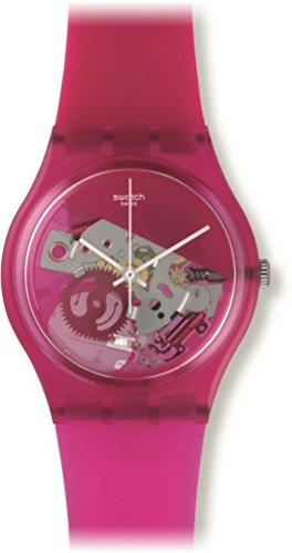 Shop Angelica Swatch Watch Men Gp146 Swatch Gp146 Grana Tech Pink