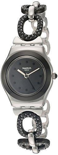 スウォッチ 腕時計 レディース YSS293G Swatch Women's YSS293G Analog Display Quartz Two Tone Watchスウォッチ 腕時計 レディース YSS293G