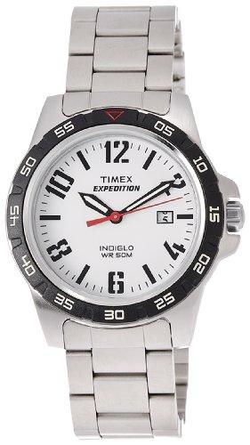 タイメックス 腕時計 メンズ T49924 腕時計 Sport Timex T49924 Expedition WR 50M 腕時計 Quartz Indiglo Stainless Steel Sport Men's Watchタイメックス 腕時計 メンズ T49924, マルニシオンライン:aa67602f --- makeitinfiji.com