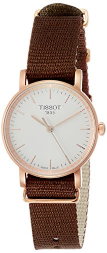 ティソ 腕時計 レディース T1092103703100 【送料無料】Tissot Everytime White Dial Ladies Watch T1092103703100ティソ 腕時計 レディース T1092103703100
