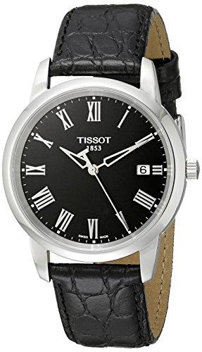ティソ 腕時計 メンズ T033.410.16.053.01 【送料無料】Tissot Men's T033.410.16.053.01 Swiss Quartz Movement Watchティソ 腕時計 メンズ T033.410.16.053.01