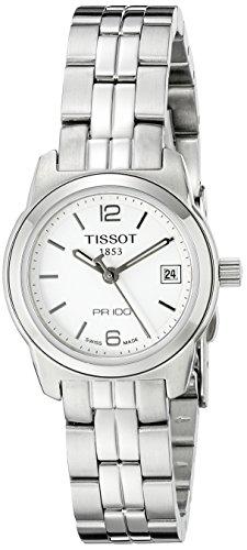 ティソ 腕時計 レディース T0492101101700 【送料無料】Tissot Women's T0492101101700 Analog Display Swiss Quartz Silver Watchティソ 腕時計 レディース T0492101101700
