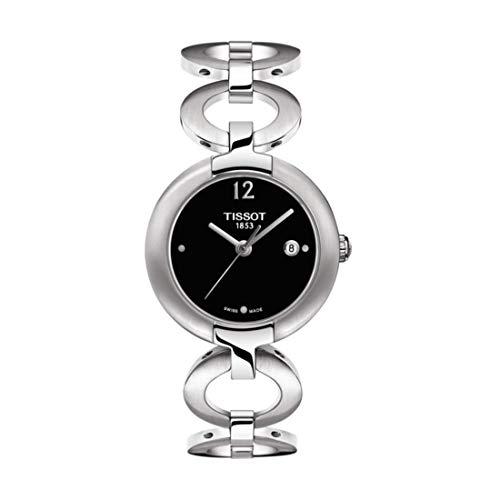 ティソ 腕時計 レディース T0842101105700 【送料無料】Tissot Pinky Black Quartz Women's watch #T084.210.11.057.00ティソ 腕時計 レディース T0842101105700