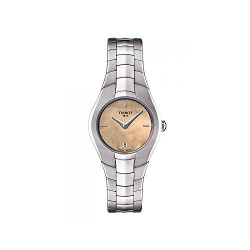 ティソ 腕時計 レディース T0960091143100 Tissot T Roundティソ 腕時計 レディース T0960091143100