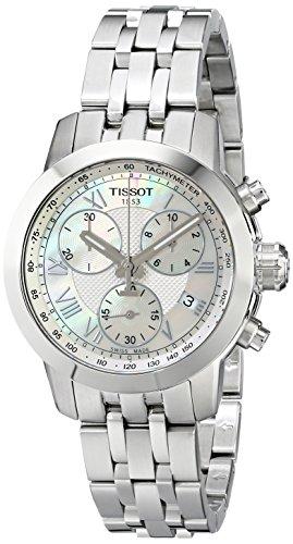 ティソ 腕時計 レディース T0552171111300 Tissot Women's T0552171111300 Analog Display Quartz Silver Watchティソ 腕時計 レディース T0552171111300
