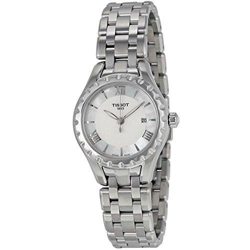 ティソ 腕時計 レディース T0720101111800 Tissot Lady Silver Dial Stainless Steel Ladies Watch T0720101111800ティソ 腕時計 レディース T0720101111800