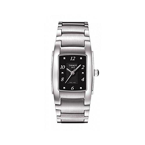 ティソ 腕時計 レディース T073.310.11.057.01 Tissot T10 Stainless Steel Ladies Watch T0733101105701ティソ 腕時計 レディース T073.310.11.057.01
