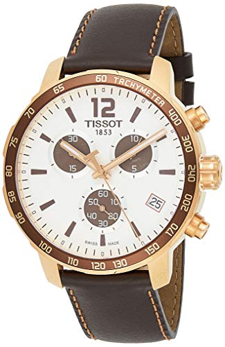 ティソ 腕時計 メンズ T095.417.36.037.01 【送料無料】Tissot Men's Stainless Steel Quartz Watch, Brown, 18 (Model: T0954173603701)ティソ 腕時計 メンズ T095.417.36.037.01