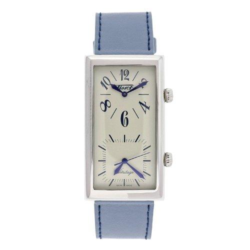ティソ 腕時計 レディース T56.1.623.79 【送料無料】Tissot Women's T56.1.623.79 Heritage Grey Blue Steel Watchティソ 腕時計 レディース T56.1.623.79