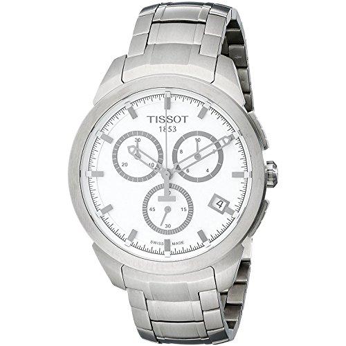 ティソ 腕時計 メンズ t0694174403100 【送料無料】Tissot T-Sport Silver Dial Titanium Men's Watch T0694174403100ティソ 腕時計 メンズ t0694174403100