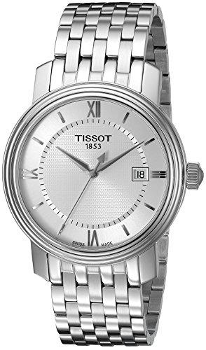 ティソ 腕時計 メンズ T0974101103800 【送料無料】Tissot Men's T0974101103800 Analog Display Quartz Silver Watchティソ 腕時計 メンズ T0974101103800