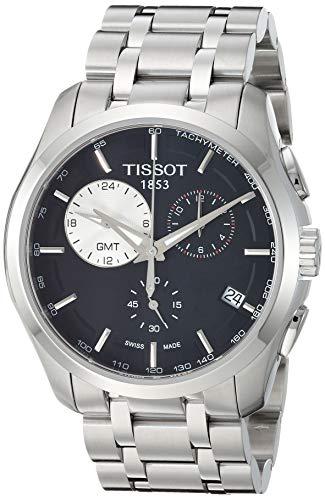 ティソ 腕時計 メンズ T0354391105100 【送料無料】Tissot Mens Couturier Swiss Quartz Stainless Steel Dress Watch (Model: T0354391105100)ティソ 腕時計 メンズ T0354391105100