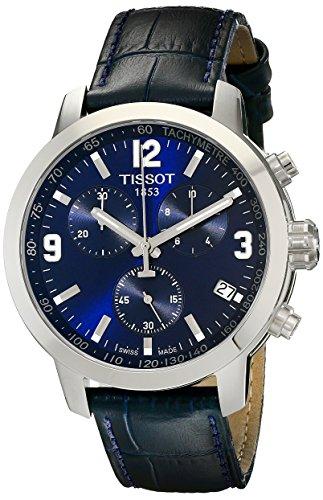 ティソ 腕時計 メンズ T0554171604700 【送料無料】Tissot Men's TIST0554171604700 200 Analog Display Swiss Quartz Blue Watchティソ 腕時計 メンズ T0554171604700