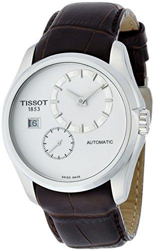 ティソ 腕時計 メンズ T0354281603100 Tissot Couturier White Dial Stainless Steel Automatic Men's Watch T0354281603100ティソ 腕時計 メンズ T0354281603100