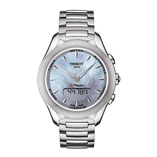 無料ラッピングでプレゼントや贈り物にも 逆輸入並行輸入送料込 腕時計 ティソ レディース T075.220.11.101.00 T Lady Touch 誕生日 お祝い 激安通販専門店 Solar腕時計 送料無料 Tissot