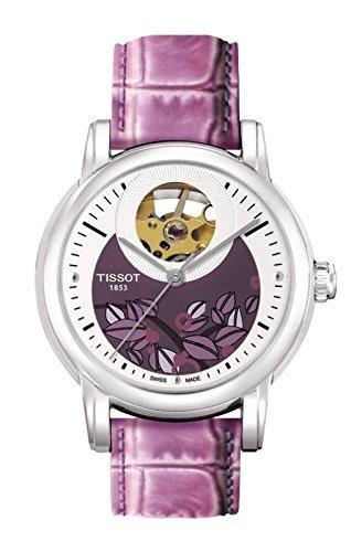 ティソ 腕時計 レディース 502071603100 TISSOT LADY HEART LADYS AUTOMATIC SILVER CLASSIC WATCH T0502071603100ティソ 腕時計 レディース 502071603100