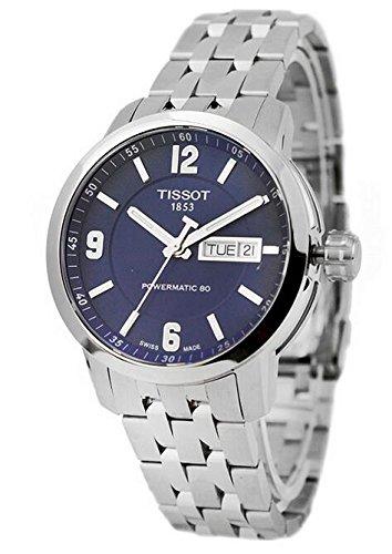 腕時計 ティソ メンズ T0554301104700 【送料無料】Tissot Men's T0554301104700 Analog Display Swiss Automatic Silver Watch腕時計 ティソ メンズ T0554301104700