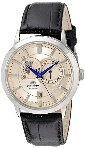 オリエント 腕時計 メンズ FET0P003W0 【送料無料】Orient Men's FET0P003W0 Analog Display Japanese Automatic Black Watchオリエント 腕時計 メンズ FET0P003W0