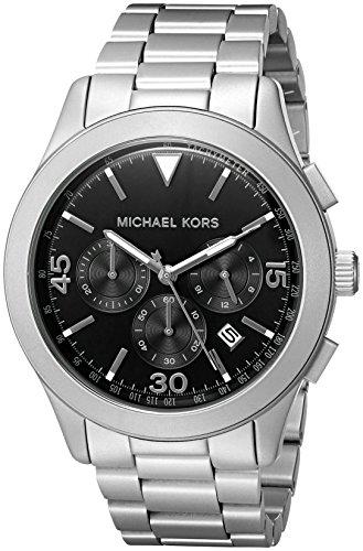 マイケルコース 腕時計 メンズ マイケル・コース アメリカ直輸入 MK8469 【送料無料】Michael Kors Men's Gareth Silver-Tone Watch MK8469マイケルコース 腕時計 メンズ マイケル・コース アメリカ直輸入 MK8469
