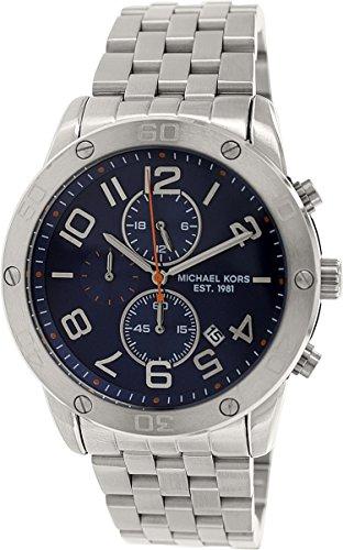 マイケルコース 腕時計 メンズ マイケル・コース アメリカ直輸入 MK8348 Michael Kors Men's Mercer Silverマイケルコース 腕時計 メンズ マイケル・コース アメリカ直輸入 MK8348