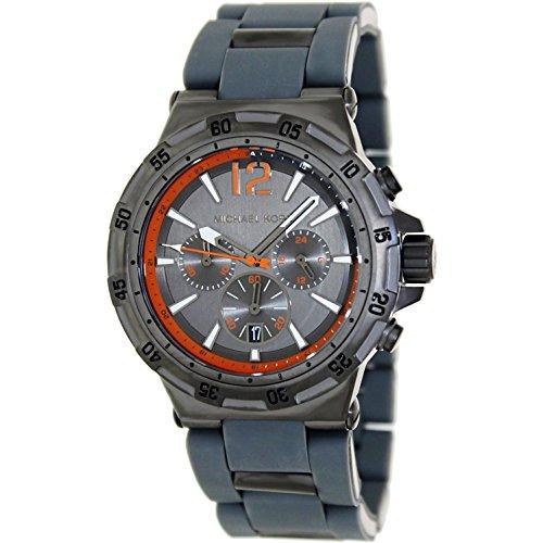 マイケルコース 腕時計 メンズ マイケル・コース アメリカ直輸入 MK8299 【送料無料】Melbourne Chronograph Men's Watch Color: Gunmetalマイケルコース 腕時計 メンズ マイケル・コース アメリカ直輸入 MK8299