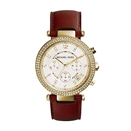 マイケルコース 腕時計 レディース マイケル・コース アメリカ直輸入 MK2249 【送料無料】Michael Kors Women's Parker Gold-Tone Watch MK2249マイケルコース 腕時計 レディース マイケル・コース アメリカ直輸入 MK2249