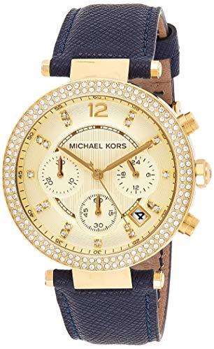 マイケルコース 腕時計 レディース 母の日特集 マイケル・コース MK2280 【送料無料】Michael Kors Women's Parker Blue Watch MK2280マイケルコース 腕時計 レディース 母の日特集 マイケル・コース MK2280
