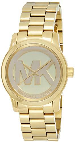 マイケルコース 腕時計 レディース 母の日特集 マイケル・コース MK5786 【送料無料】Michael Kors Women's Runway Gold-Tone Watch MK5786マイケルコース 腕時計 レディース 母の日特集 マイケル・コース MK5786