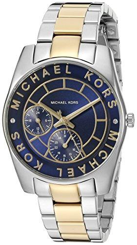 マイケルコース 腕時計 レディース マイケル・コース アメリカ直輸入 MK6195 【送料無料】Michael Kors Women's Ryland Two-Tone Watch MK6195マイケルコース 腕時計 レディース マイケル・コース アメリカ直輸入 MK6195