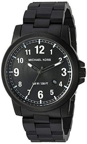 マイケルコース 腕時計 メンズ マイケル・コース アメリカ直輸入 MK8532 【送料無料】Michael Kors Men's Paxton Black Watch MK8532マイケルコース 腕時計 メンズ マイケル・コース アメリカ直輸入 MK8532
