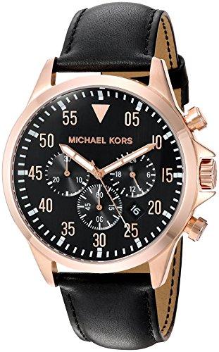 マイケルコース 腕時計 メンズ マイケル・コース アメリカ直輸入 MK8535 【送料無料】Michael Kors Men's Gage Black Watch MK8535マイケルコース 腕時計 メンズ マイケル・コース アメリカ直輸入 MK8535