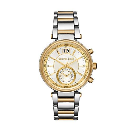 マイケルコース 腕時計 レディース マイケル・コース アメリカ直輸入 MK6225 【送料無料】Michael Kors Women's Sawyer Two-Tone Watch MK6225マイケルコース 腕時計 レディース マイケル・コース アメリカ直輸入 MK6225
