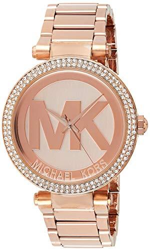 マイケルコース 腕時計 レディース 母の日特集 マイケル・コース MK5865 【送料無料】Michael Kors Women's Parker Rose Gold-Tone Watch MK5865マイケルコース 腕時計 レディース 母の日特集 マイケル・コース MK5865