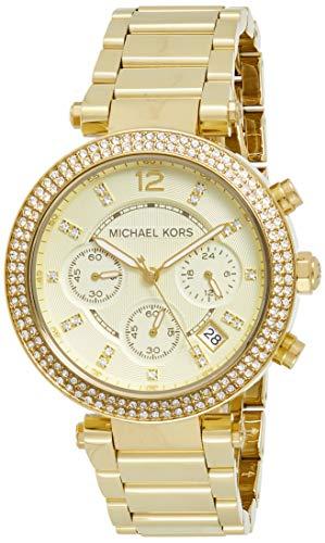マイケルコース 腕時計 レディース 母の日特集 マイケル・コース MK5354 【送料無料】Michael Kors Women's Parker Gold-Tone Watch MK5354マイケルコース 腕時計 レディース 母の日特集 マイケル・コース MK5354