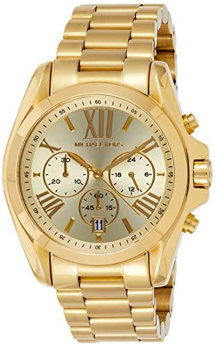 マイケルコース 腕時計 レディース マイケル・コース アメリカ直輸入 MK5605 Michael Kors Women's Bradshaw Gold-Tone Watch MK5605マイケルコース 腕時計 レディース マイケル・コース アメリカ直輸入 MK5605
