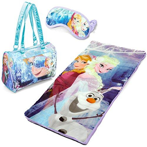 アナと雪の女王 アナ雪 ディズニープリンセス フローズン NK318625 【送料無料】Disney Frozen Sleepover Purse Setアナと雪の女王 アナ雪 ディズニープリンセス フローズン NK318625