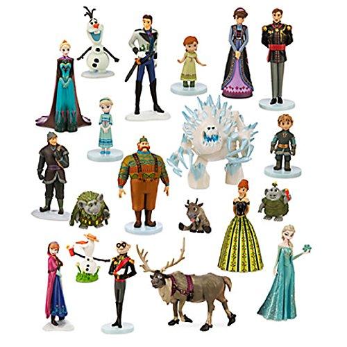 アナと雪の女王 アナ雪 ディズニープリンセス フローズン Disney Frozen Mega Figurine Playsetアナと雪の女王 アナ雪 ディズニープリンセス フローズン