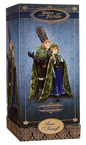 アナと雪の女王 アナ雪 ディズニープリンセス フローズン Disney Exclusive Limited Edition Frozen Fairytale Designer Collection Anna and Kristoff Doll Setアナと雪の女王 アナ雪 ディズニープリンセス フローズン