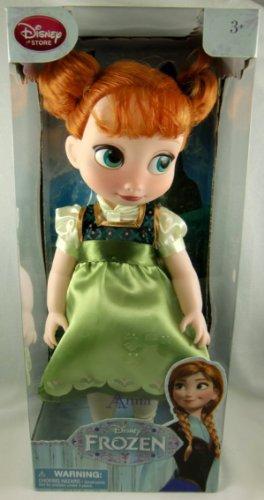 アナと雪の女王 アナ雪 ディズニープリンセス フローズン Disney Frozen Anna Toddler Doll 15